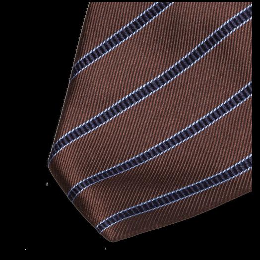Profuomo Krawatte Kaufen? Krawatte Braun