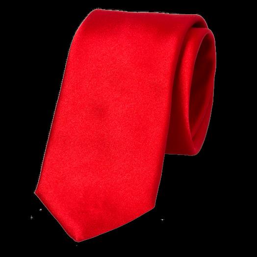 Rote Krawatten Kaufen? Krawatte Rot Satin