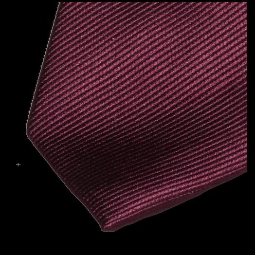 Schmale Krawatten Kaufen? Schmale Krawatte Aubergine