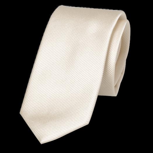 schmale krawatten kaufen schmale krawatte creme. Black Bedroom Furniture Sets. Home Design Ideas