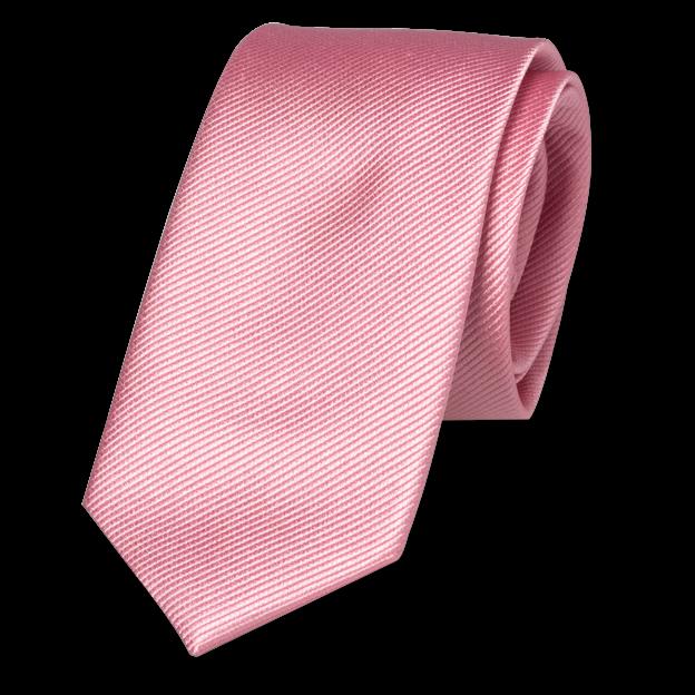 Schmale Krawatten Kaufen? Schmale Krawatte Hellrosa