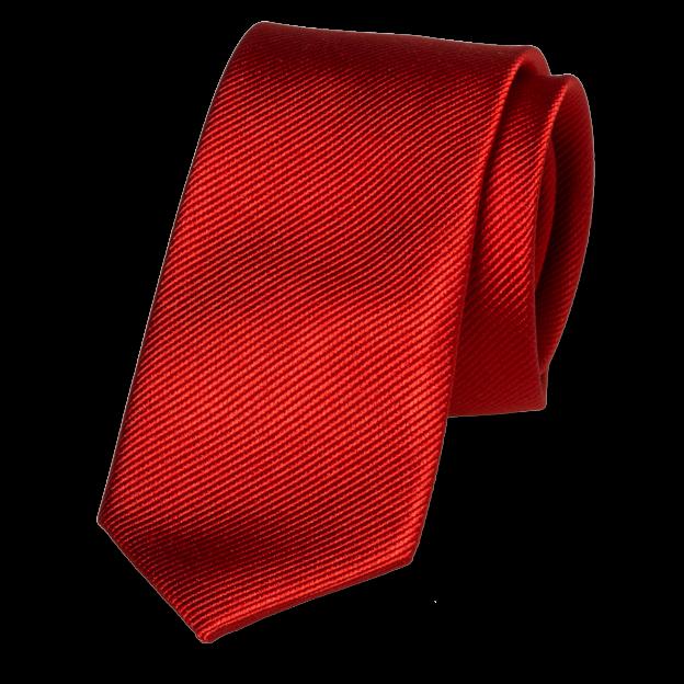 Schmale Krawatten Kaufen? Schmale Krawatte Rot