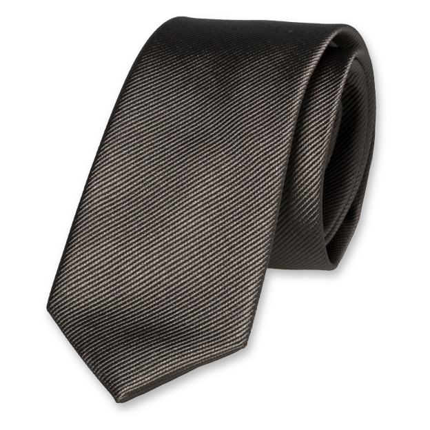 Schmale Krawatten Kaufen? Schmale Krawatte Anthrazit