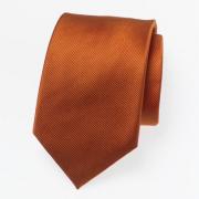 Krawatte kupfer