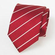 Krawatten gestreift