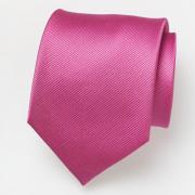 Krawatte grellrosa