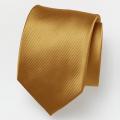 ockergelbe Krawatte