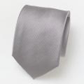 Krawatte grau/ silber