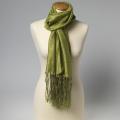 Schal Apfelgrün