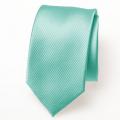 schmale Krawatte aqua