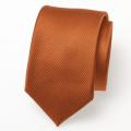 schmale kupfer Krawatte
