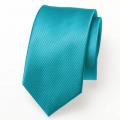 schmale Krawatte türkis