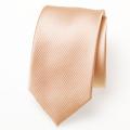 schmale Krawatte Pfirsich
