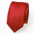 leuchtend rote Krawatte